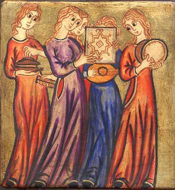Dones medievals
