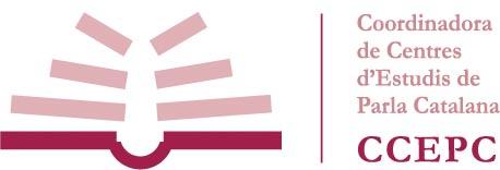 Entitat Adherida a la Coordinadora de Centres d'Estudis de Parla Catalana