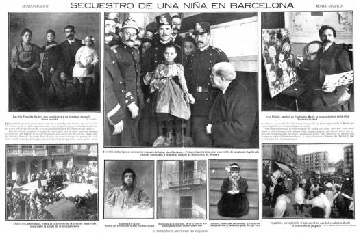"""Mundo Gràfico"" 6/3/1912."