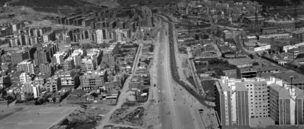 La Meridiana, 1967, Institut Cartogràfic i Geològic de Catalunya