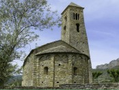 Església de Sant Climent de Coll de Nargó, Alt Urgell / JM Fontecha