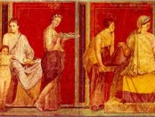 Villa dei Misteri, Pompeia