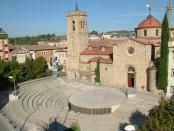 Església de Rubí. Foto Ajuntament de Rubí.