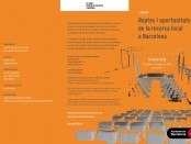 Jornada recerca local Barcelona -1
