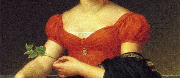 Madame de Staël perr François Gérard 1810.
