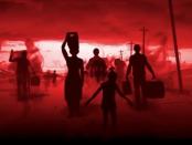 """Imatge del Trailer de la pel·licula """" Un día más con vida, de Raúl de la Fuente y Damian Nenow, adaptació sobre Ryszard Kapuscinski"""